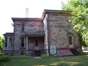 John C. Blanchard house - Ionia, MI