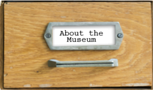 Drawer front Museum - Ionia County Historical Society - Ionia, MI