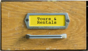 Drawer front Tours - Ionia County Historical Society - Ionia, MI