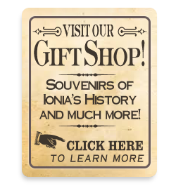 Gift Shop - Ionia County Historical Society - Ionia, MI