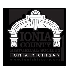 Ionia County Historical Society logo - Ionia, MI