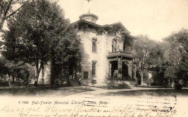 Kall-Fowler Memorial Library - Ionia, MI