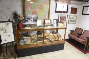 Theatre Display - John C. Blanchard house - Ionia, MI