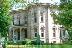 John C. Blanchard House - Ionia County Historical Society