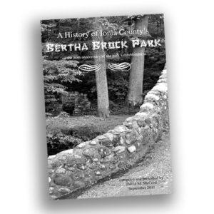 Bertha Brock Park - John C. Blanchard house - Ionia, MI