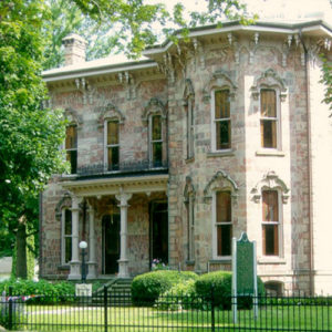 The Blanchard House - Ionia County Historical Society