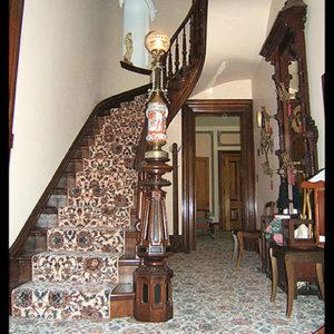 Foyer - John C. Blanchard house - Ionia, MI