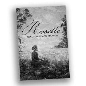 Rosette cover - Ionia County Historical Society - Ionia, MI