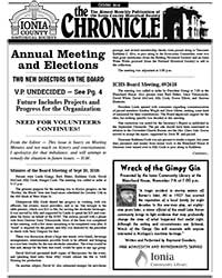 Chronicle 2018 October