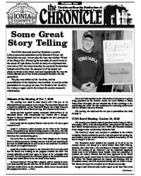 Chronicle 2018 November